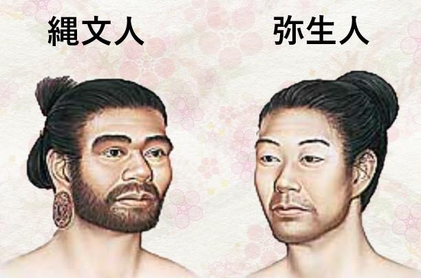 縄文人と弥生人